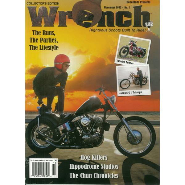 Wrench Magazine Issue 1