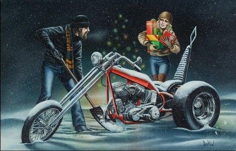 David Mann Christmas
