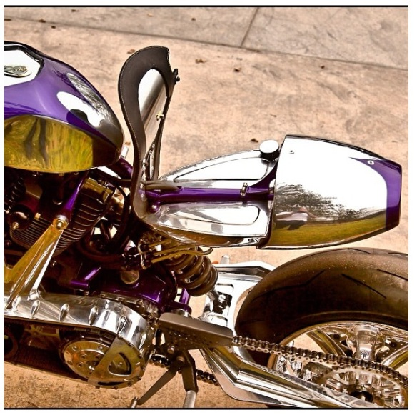 Jesse James Build Off Bike 2012 Instagram Seat