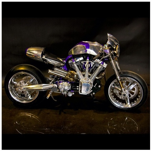 Jesse James Build Off Bike 2012
