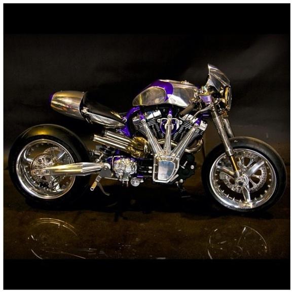 Jesse James Build Off Bike 2012