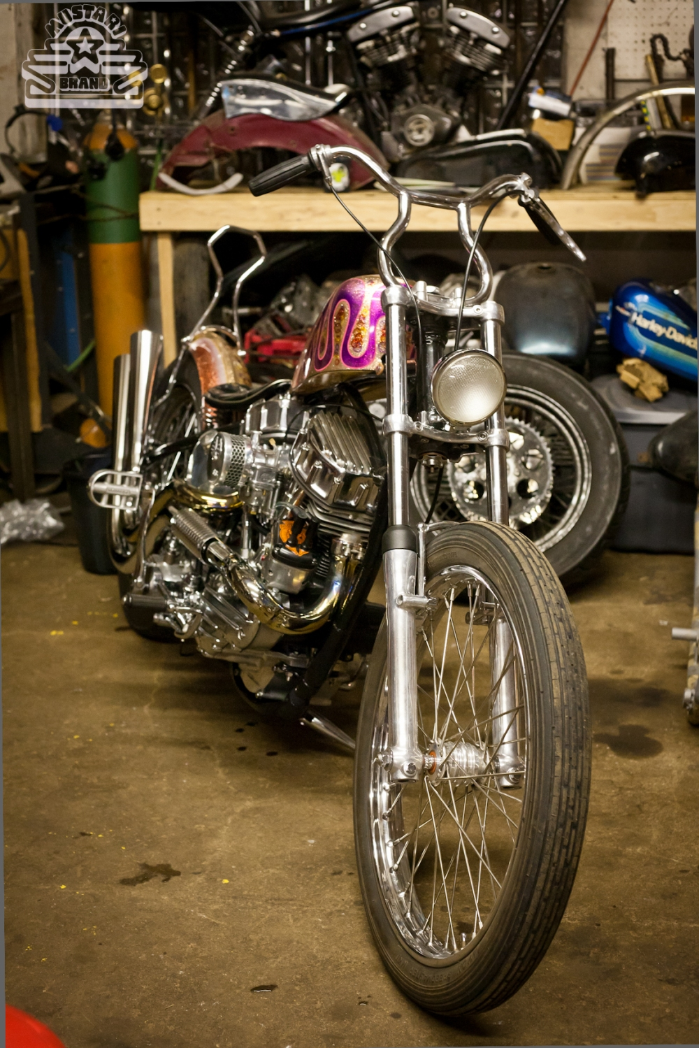 Panhead Chopper
