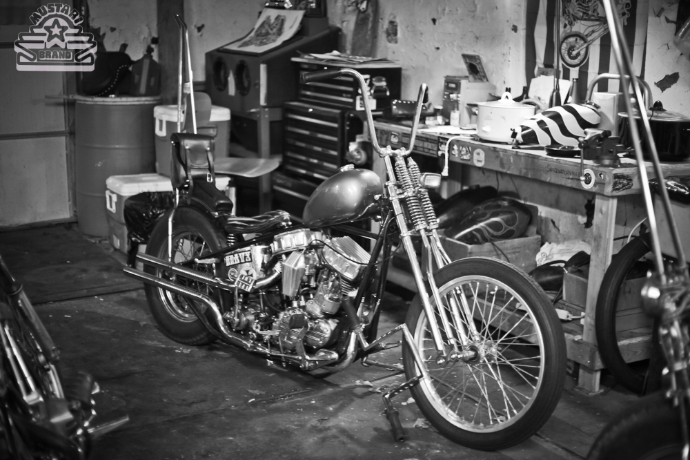 Joe Panhead Chopper Springer