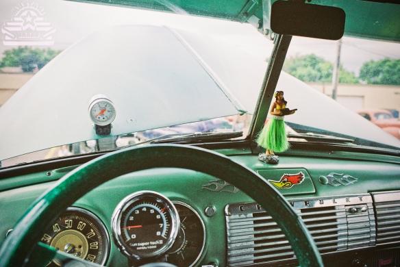 Chevy 3100 Truck Dash