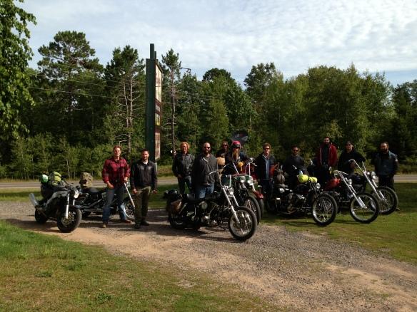 Breakfast Wild Ride 2013