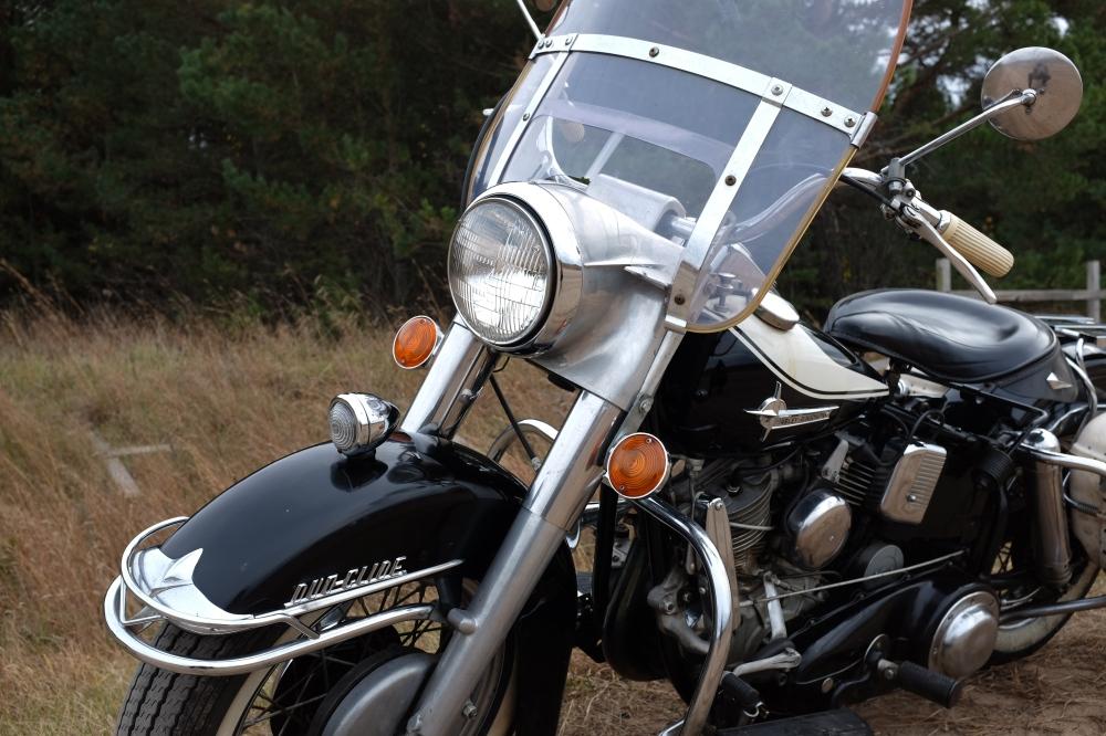 62 Harley Panhead