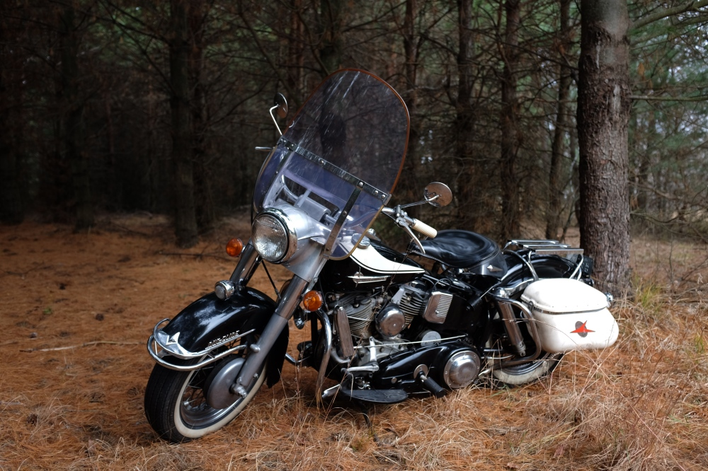 1962 Harley Panhead